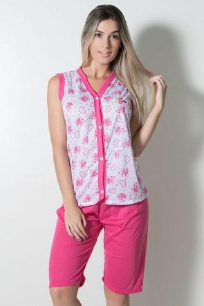 Pijama Pescador 098 (Pink) | Ref: CEZ-PA098-004