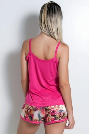 Babydoll Feminino 067 (Pink) - AB