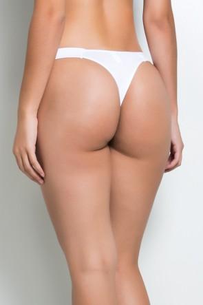 Calcinha Joyce (Branco) | Ref: KS-A189-001