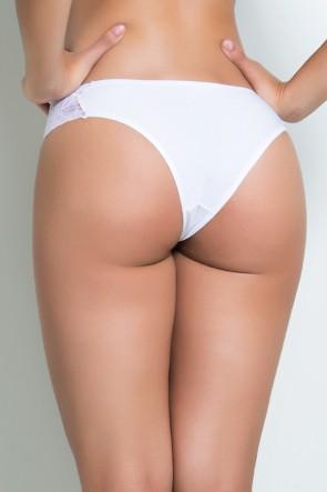 Calcinha Bete (Branco) | Ref: KS-A193-001