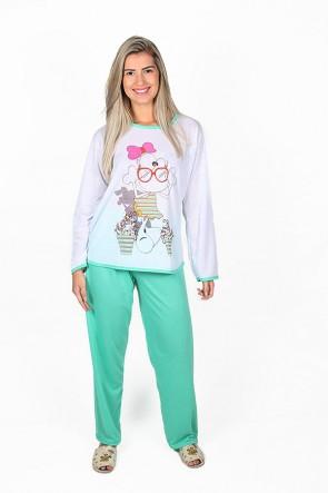 Pijama Longo 074
