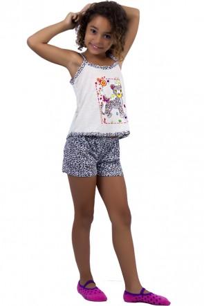 Babydoll Infantil 201 | P50