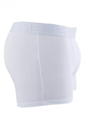 Cuecas Boxer - Micropoli 523 (Avulsa) Branco | Ref: CEZ-CZ523-002