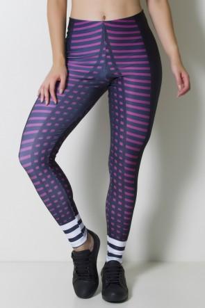 Calça Legging Sublimada Spine | Ref: CAL367-041