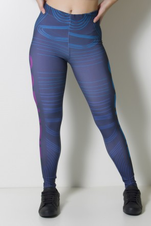 Calça Legging Sublimada Location | Ref: CAL369-041