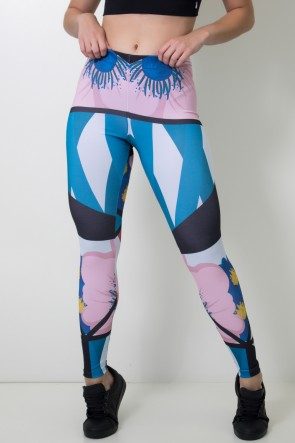 Calça Feminina Legging Modern Art | Ref: CAL392-041