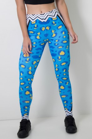 Calça Feminina Legging Bluetiger | Ref: CAL399-041