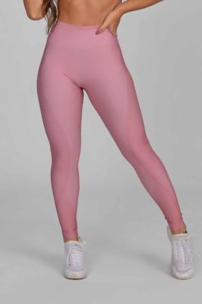 Calça Legging Estampa Digital com Cós Duplo (Sweet Mix) | Ref: K2908