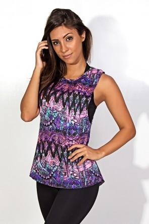 Camiseta Rosi Estampada | Ref: F484