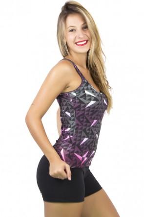 Camiseta Estampada Hanna | Ref: F240