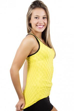Camiseta Denise Tecido Bolha | Ref: F501