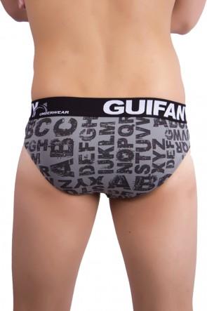 Cueca Slip Estampada Guifany | Ref: C36