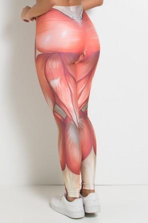 Legging Músculos Sublimada | Ref: KS-F1080-001
