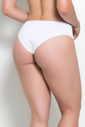 Calcinha Lene (Branco) | Ref: KS-A178-001