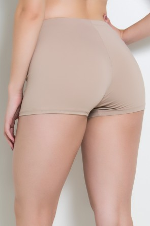 Mini Short Liso (Chocolate) | Ref: KS-F1844-004
