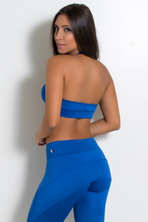 Top Suplex (Azul Royal / Preto) | Ref: KS-F20-015
