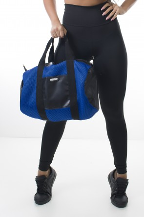 Bolsa Tommy (Azul Royal / Preto) | Ref: KS-F2002-001