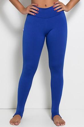Legging Lisa com Pezinho (Azul Royal) | Ref: KS-F216-003