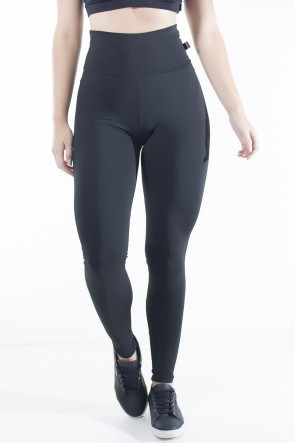 Legging Lisa Preto | Ref: KS-F23-001
