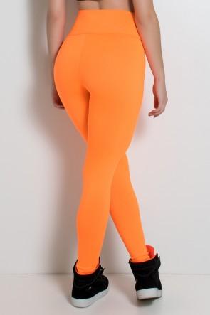 Legging Lisa Suplex (Laranja Fluor) | Ref: KS-F23-009