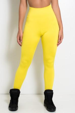 Legging Lisa Suplex Amarela | Ref: KS-F23-011