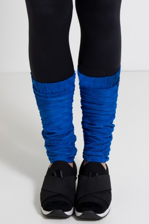 Polaina Tecido Bolha (Azul Royal) | Ref: KS-F282-008