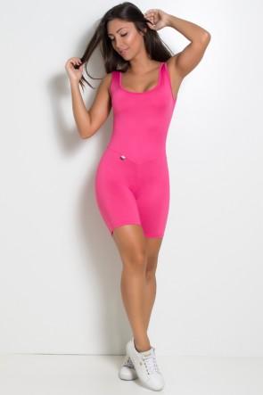 Macaquinho Carol (Rosa Pink)| Ref: KS-F329-002