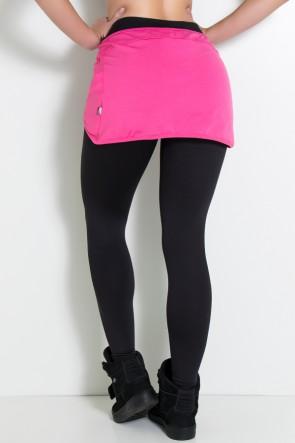Tapa Bumbum com Bolso Excelente! (Rosa Pink) | Ref: KS-F37-004