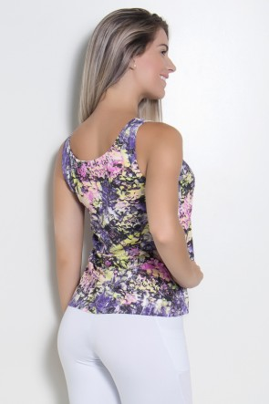Blusa Natacha Estampada | Ref: KS-F457