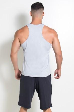 Camiseta Regata Muscle Swag (Cinza) | Ref: KS-F528-004
