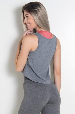 Camiseta Bianca Estampada (Contem Whey Protein) | Ref: KS-F581