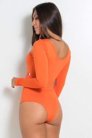 Body Gotas Melissa (Laranja) | Ref: F608-001