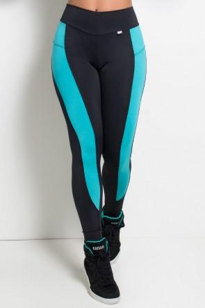 Calça Legging Taylor Lisa Duas Cores | Ref: KS-F687-001