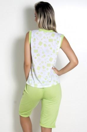 Pijama Pescador 098 (Verde)  CEZ-PA098-002