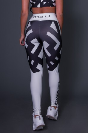 Calça Legging Opposite | Printed: K2631
