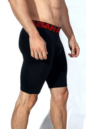 Boxer Ciclista 192 (Preta) - AB