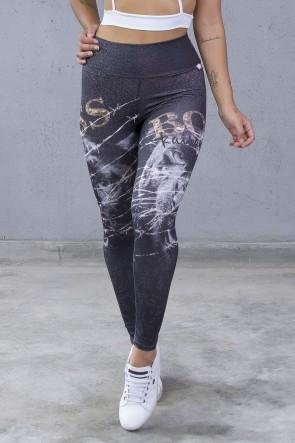 Legging Sublimada PRO (Pantera) | Ref: NTSP24-001