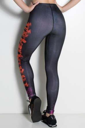 Legging Sublimada PRO (Train Hard) | Ref: NTSP23-001