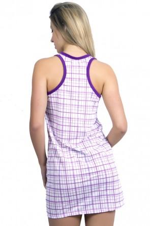 Camisola de Malha Quadriculado 146 | Ref: P04