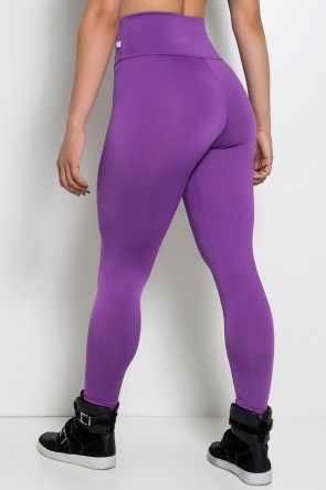 Kit com 3 Leggings Lisas (Cores Variadas) | Ref: KS-F2195-001