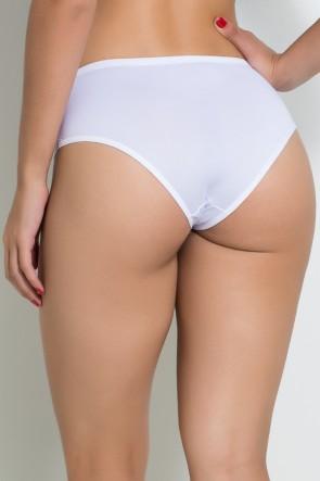 Calcinha Júlia (Branco) | Ref: KS-A187-001