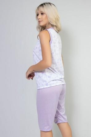 Pijama Pescador 098 Lilás (AC) | Ref: CEZ-PA098-006
