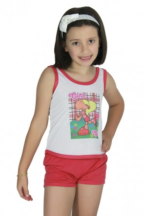 Babydoll Infantil 056