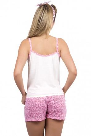Pijama de Malha Tema de Oncinha 180 | Ref: P62