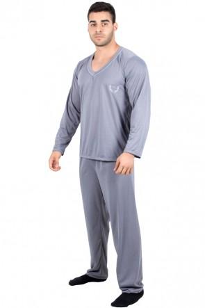 Pijama Comprido Masculino 080 | Ref: P13