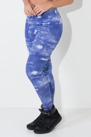 Calça Saruel Jeans  | Ref: KS-F1911-001