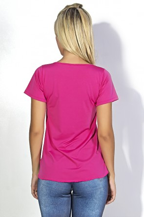 Camisa Microlight (I Work Out) | Ref: KS-F430