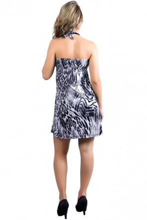 Vestido com Bojo (Liganete) | Ref: R02