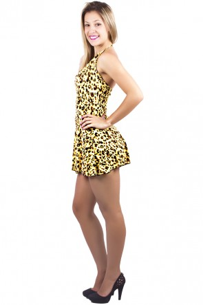 Vestido Costa Nua Liganete | Ref: R48
