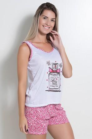 Babydoll 228 (Pink) - AC CEZ-PA228-008